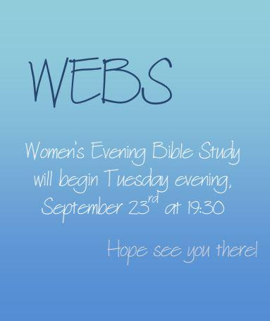WEBS Fall 14
