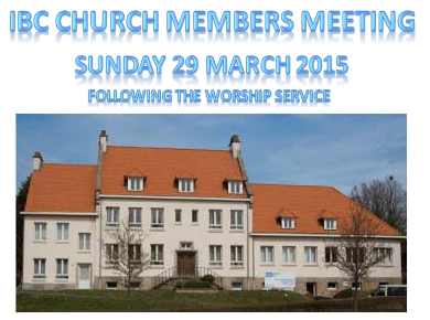 Please join the CMM on 29 March